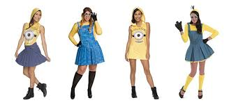 Minion Halloween Costume Adults 15 U0026 Funny Halloween Costumes Girls U0026 Women 2015