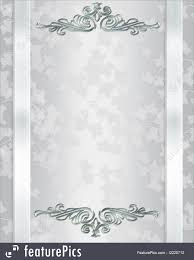 wedding invitations background templates wedding invitation background stock