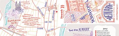 newark map downtown newark map free map of newark attractions