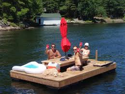 floating picnic table for sale floating picnic tables pride docking systems