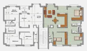Apartment Block Floor Plans North Cyprus Seaside Apartments