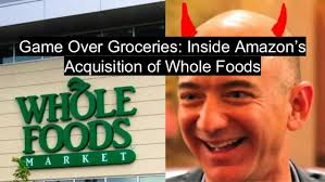Whole Foods Meme - over groceries inside s acquisition of whole foods
