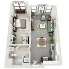500 Sq Ft Studio Floor Plans Image Result For Studio Apartment Floor Plans 500 Sqft Girly
