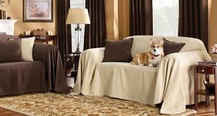 decorating sofa with a throw decoration ideas