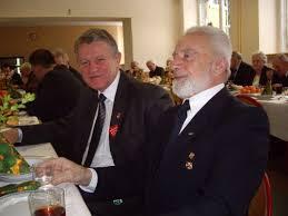 Od prawej: Antoni Garwoliński, trzeci - Mieczysław Mikulski. http://www.czasgarwolina.pl. Burmistrz Garwolina Tadeusz Mikulski obok doktora Mariana Cabaja ... - akcabaj