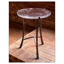 charleston forge drink tables charleston forge cast glass table tops metal furniture made in
