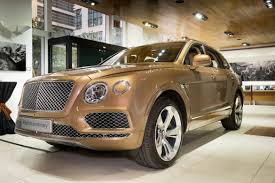 bentley car 2017 bentley bentayga up close news cars com