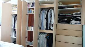 Home Interior Wardrobe Design by Diy Diy Built In Wardrobe Plans Home Interior Design Simple