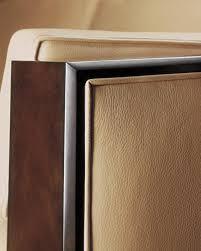 charleston leather sofa charleston sofa by hugues chevalier
