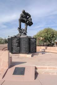 Az Flags Half Mast Peace Officers Memorial Day Wikipedia