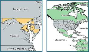 me a map of maryland where is maryland state where is maryland located in the