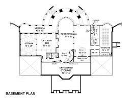 sussex luxury floor plan traditional house plan