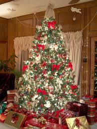 Decorated Christmas Trees Ideas Most Beautiful Decorated Christmas Trees Rainforest Islands Ferry