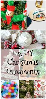 15 easy ornaments