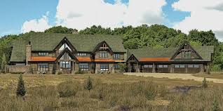 Luxury Log Cabin Floor Plans Kensington Lodge Log Homes Cabins And Log Home Floor Plans