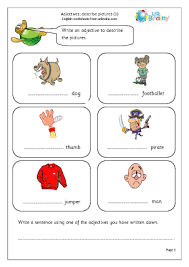 adjectives english for grammar