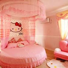 nice design girls decorated bedrooms high end that has pink wall