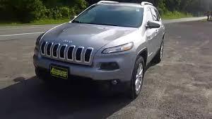 suv jeep 2015 2015 jeep cherokee latitude suv youtube