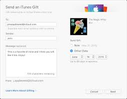 where to buy a photo album send itunes gifts via email apple support
