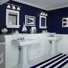 Kids Bathroom Colors Nautical Kids Bathrooms Cottage Bathroom Zoffany Paint