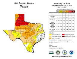 Dfw Terminal Map Drought Information