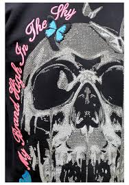 my brand butterfly skull sweater my brand official store