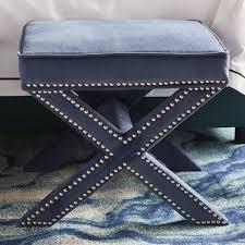 willa arlo interiors trevethan bench ottoman u0026 reviews wayfair