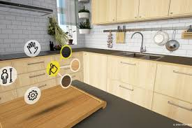 kitchen design app ikea brings kitchen design to virtual reality in new app curbed