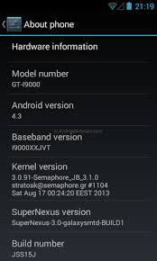 update android os manual update galaxy s i9000 with jellybean 4 3 android os guide