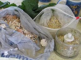 ground egg shells adventures of a crossbill chicken vegetariat