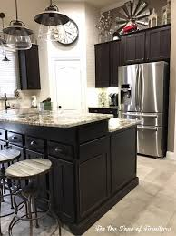Kitchen Cabinets Colors And Designs Best 25 Dark Kitchen Cabinets Ideas On Pinterest Dark Cabinets