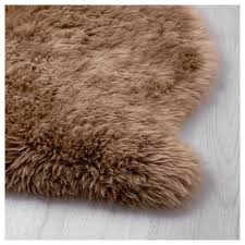 Sheepskin Rug Ikea Sheepskin Rug Ikea U0027skold U0027 In Beige 160cm X 92cm Brand New And