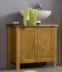 badezimmer waschbeckenunterschrank bad unterschrank holz rheumri