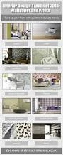 interior design trends of 2014 wallpaper and prints visual ly interior design trends of 2014 wallpaper and prints infographic