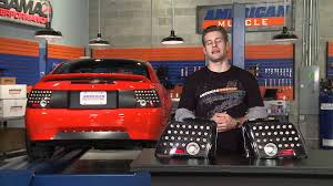 99 04 mustang sequential tail light kit mustang black solid led tail lights 99 04 gt v6 mach 1 review