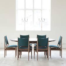 scandinavian design chair upholstered fabric wooden