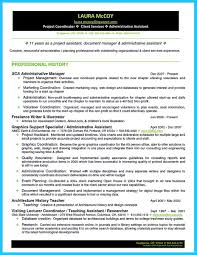 Library Assistant Job Description Resume by Impressive Professional Administrative Coordinator Resume