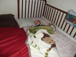 Cribs That Attach To Side Of Bed Bed Crib Attachment Viralizam Bed And Bedding