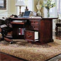 cost to ship stanley furniture corinthia maple executive desk c