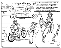 police coloring pages lovely police officer coloring pages 89
