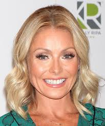kelly ripper hair style now kelly ripa hairstyles in 2018