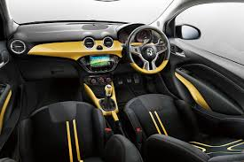 opel adam interior vauxhall adam pictures vauxhall adam front action auto express