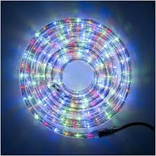 Outdoor Led Rope Lighting 120v Outdoor Led Rope Light Led Rope Lights Outdoor A Buy Multi