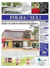 valor reajuste ur 20152016 jornal folha do sul 15 de outubro de 2015 by folha do sul gaúcho
