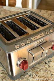 Review Of Toasters Wolf Gourmet Toaster Product Review And Giveaway Toasters