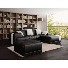 pouf pour canapé canapé d angle en cuir rimini pouf pop design fr
