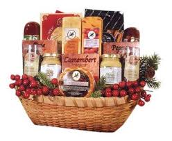 cheese gift baskets 9 outrageous food and wine gift baskets food galleries paste