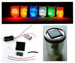 Diy Solar Light by Diy Solar Led Jar Light Kit Diy Solar Pinterest Diy Solar