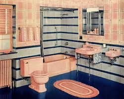 1940s bathroom design 1940s decorating style jazz age and 1940s