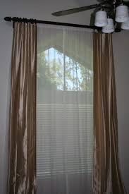 Custom Design Draperies Custom Drapery Panel Installation For Large Windows Carlsbad Ca